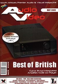 SA premier audio video magazine